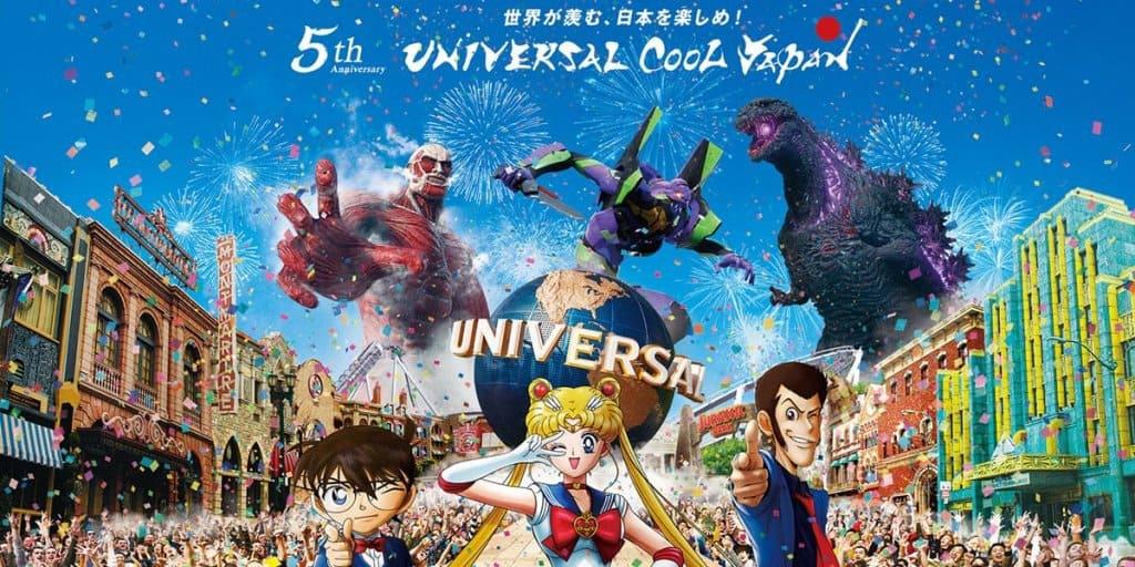 Universal Studios Cool Japan 2019 – Details