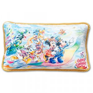 Cushion Tokyo Disney Resort 35th Anniversary Grand Finale