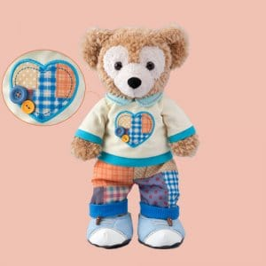 Duffy Costume Set Duffy and Friends Heartwarming Days