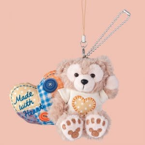 Duffy Strap Duffy and Friends Heartwarming Days
