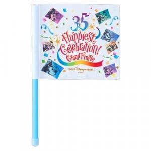 Flag Tokyo Disney Resort 35th Anniversary Grand Finale