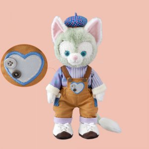 Gelatoni Costume Set Duffy and Friends Heartwarming Days