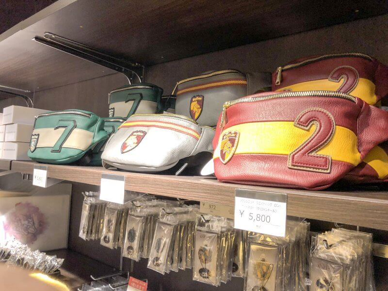 Harry Potter Cafe Tokyo More Bags