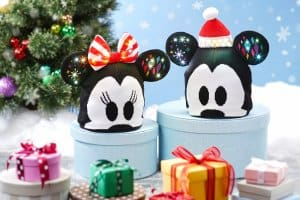 Hats Hong Kong Disneyland Christmas 2018.