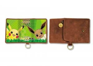 Key Case Let's Go Pokémon Cafe