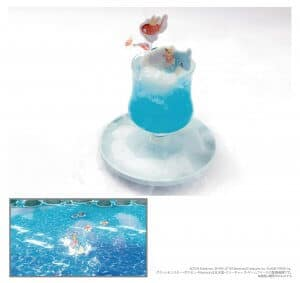 Lapras Jelly Drink Let's Go Pokémon Cafe