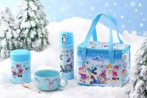 Lunch Bag and Flasks Duffy and Friends Fun Fun Winter 2018