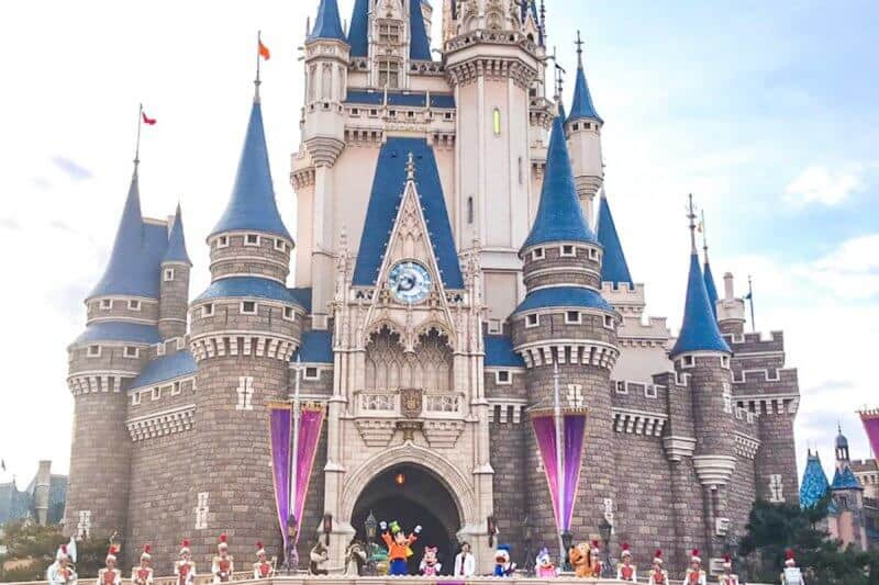 Mickey Mouse 90th Anniversary Tokyo Disneyland Special Ceremony