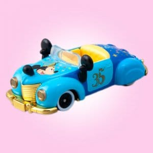 Mickey's Roadster Tomica