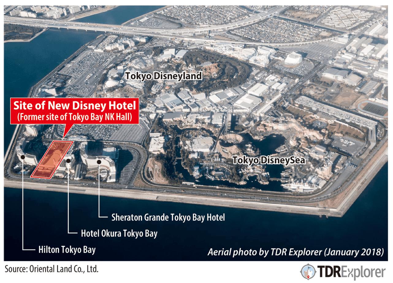 New Toy Story Hotel Tokyo Disney Resort