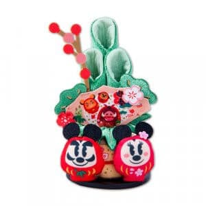 New Year Decoration Tokyo Disney Resort Merchandise New Year 2019