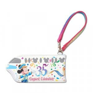 Pass Case Tokyo Disney Resort 35th Anniversary Grand Finale