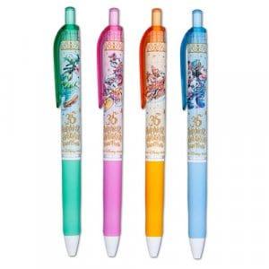 Pen Set Tokyo Disney Resort 35th Anniversary Grand Finale