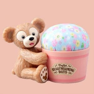 Pin Cushion Duffy and Friends Heartwarming Days