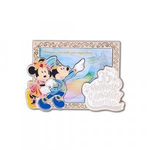 Pin Tokyo Disney Resort 35th Anniversary Grand Finale