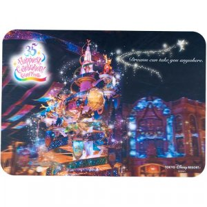 Placemat Tokyo Disney Resort 35th Anniversary Grand Finale