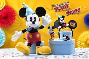 Plush, Ears and Tsum Tsum Mouse Party Hong Kong Disneyland
