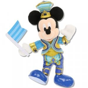 Poseable Mickey Plush Tokyo Disney Resort 35th Anniversary Grand Finale