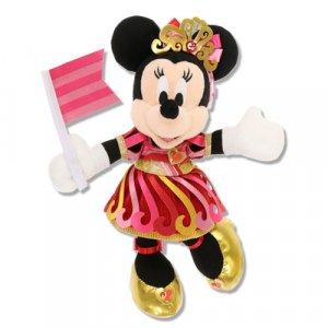 Poseable Minnie Plush Tokyo Disney Resort 35th Anniversary Grand Finale
