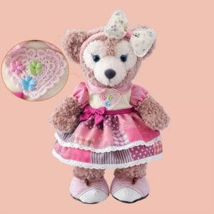 ShellieMay Costume Set Duffy and Friends Heartwarming Days