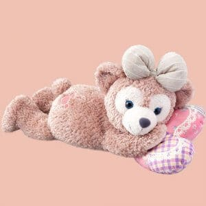 ShellieMay Hugging Pillow Duffy and Friends Heartwarming Days