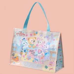 Shopping Bag Duffy and Friends Heartwarming Days