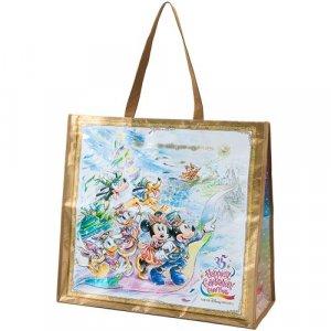 Shopping Bag Tokyo Disney Resort 35th Anniversary Grand Finale