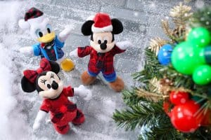Small Plushes Hong Kong Disneyland Christmas 2018
