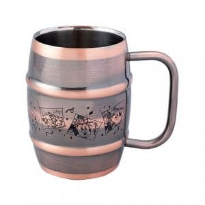 Stainless Steel Mug Tokyo Disney Resort 35th Anniversary Grand Finale