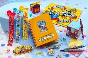 Stationery Mouse Party Hong Kong Disneyland
