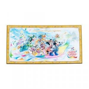 Sticker Tokyo Disney Resort 35th Anniversary Grand Finale