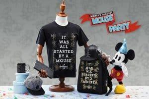T-shirts and Caps Mouse Party Hong Kong Disneyland