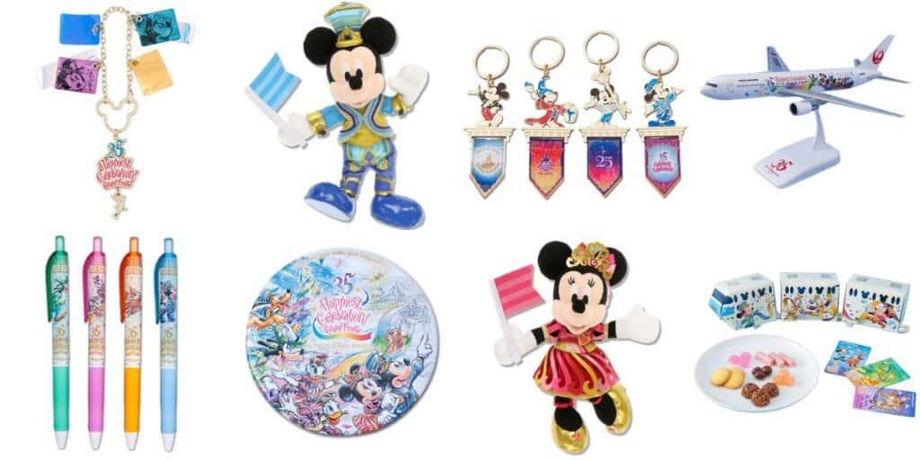 Tokyo Disney Resort 35th Anniversary Grand Finale Merchandise 2019