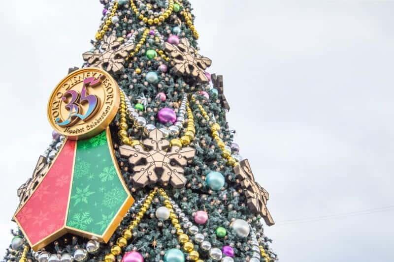 Tokyo DisneySea Christmas Tree