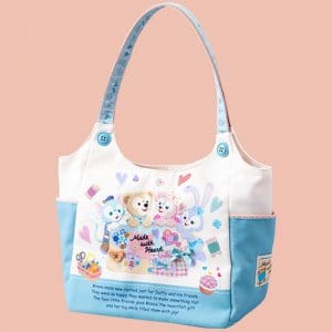 Tote Bag Duffy and Friends Heartwarming Days