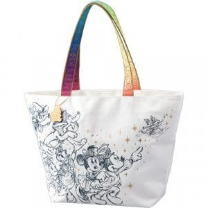 Tote Bag Tokyo Disney Resort 35th Anniversary Grand Finale