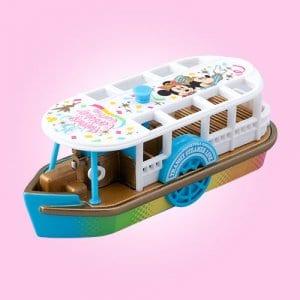 Transit Steamer Tomica