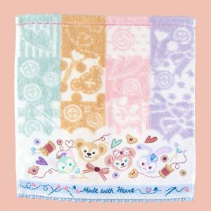 Wash Towel Duffy and Friends Heartwarming Days