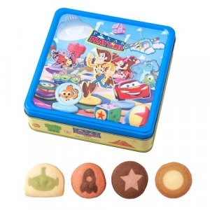 Assorted Cookies Tokyo DisneySea Pixar Playtime Merchandise 2019