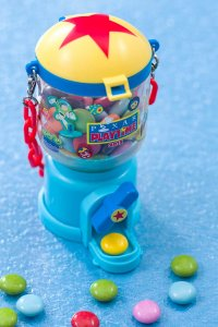 Chocolate Candy and Case Tokyo DisneySea Pixar Playtime Menu 2019