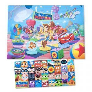 Clear Folder Set Tokyo DisneySea Pixar Playtime Merchandise 2019