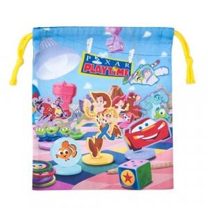 Drawstring Bag Tokyo DisneySea Pixar Playtime Merchandise 2019