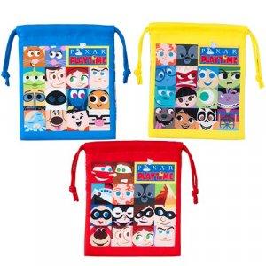 Drawstring Bags Set Tokyo DisneySea Pixar Playtime Merchandise 2019