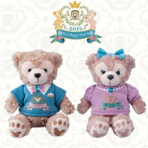Collectable Duffy and ShellieMay