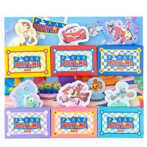 Memo Set Tokyo DisneySea Pixar Playtime Merchandise 2019
