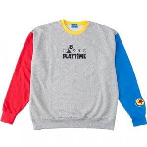 Men's Sweater Tokyo DisneySea Pixar Playtime Merchandise 2019