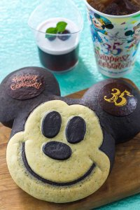 Mickey Bread Set