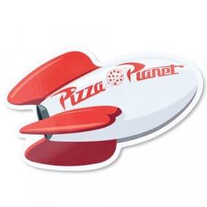 Pizza Planet Postcard Tokyo DisneySea Pixar Playtime Merchandise 2019