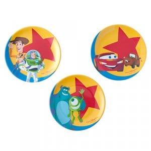 Plates Set Tokyo DisneySea Pixar Playtime Merchandise 2019