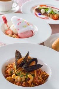 Seafood Spaghetti Set